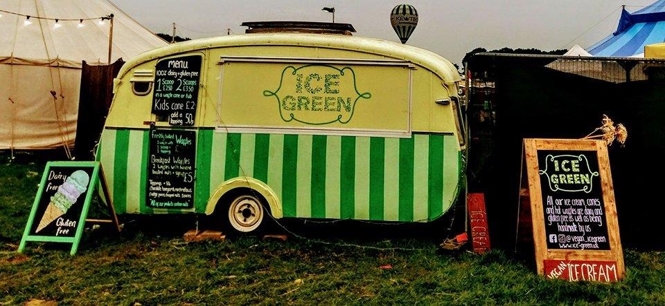 Shambala - Ice Green