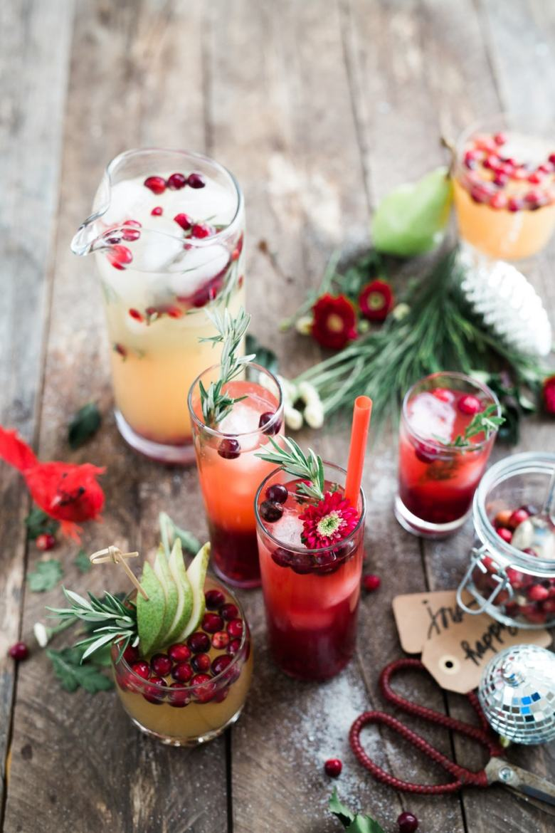 Christmas Cocktails 1